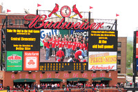 Songmakers At Busch Stadium