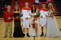 2013 DHS WInter Homecoming Queen Event