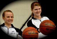 DHS Lady Cats Basketball Senior Night