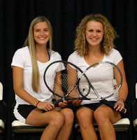 DHS Girls Media Day Tennis 2015