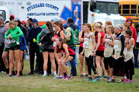 2017 Cross Country Class 3, District 1 Oct 27th