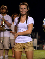 DHS Marching Band - Half Time Poplar Bluff Game 2014
