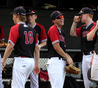 Sikeston vs Perryville Baseball May 14, 2018