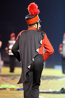 DHS Marching Bearcats Field Performance 2014