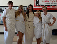 Toga Tuesday DHS 2014