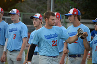 Squirrels vs Boonville Baseball Play-offs 2014