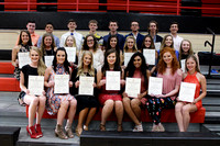 2017 DHS National Honor Society Induction