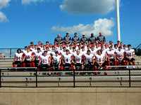 DHS Media Day 2016 Football Team